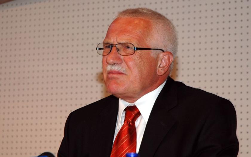 Václav Klaus: Německá kancléřka ohrožuje budoucnost evropské civilizace