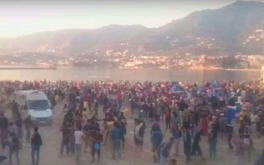 Pouliční válka na Lesbosu, agresivita útoků proti bezpečnostním složkám vzrůstá