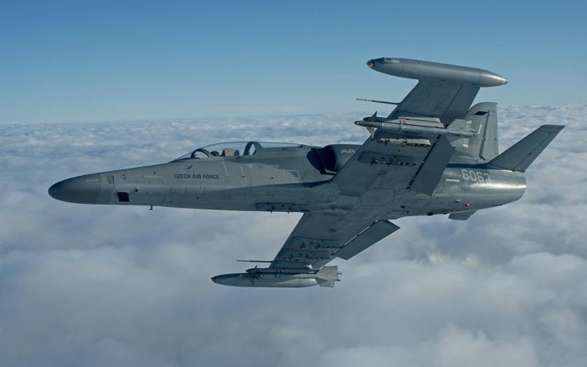 Irák chválí letouny L-159, které bojovaly pro islamistům v Mosulu