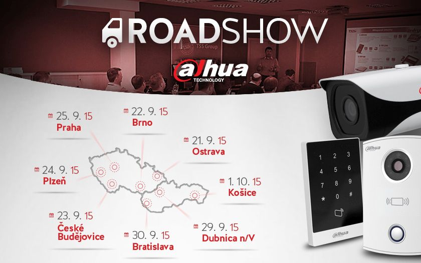 TSS GROUP - ROADSHOW DAHUA