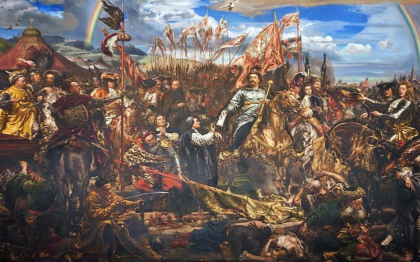 11. - 12. záři 1683 se v bitvě o Vídeň se podařilo zastavit šíření islámské víry v Evropě