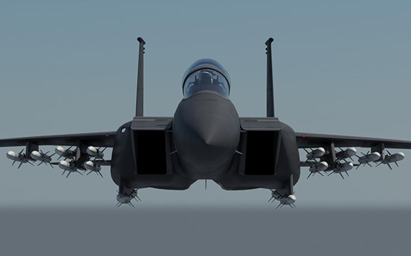 Boj o finance nebo technologie? F-15X vs F-35