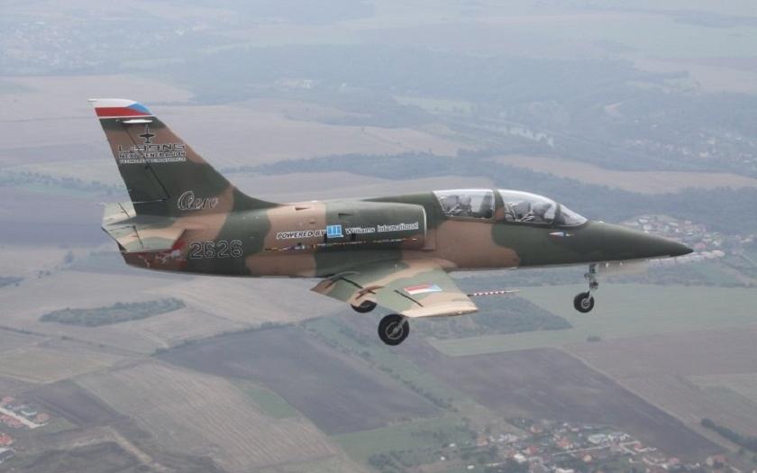 Aero L-39NG poprvé ve vzduchu