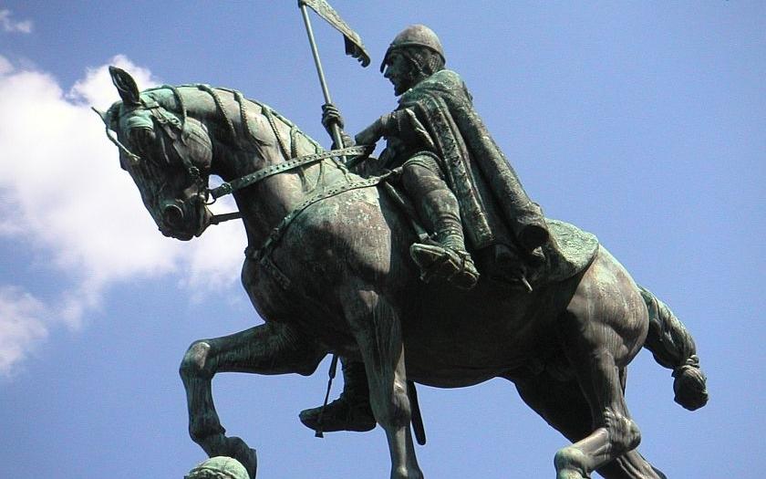 Svatý Václav - symbol české státnosti a křesťanské Evropy