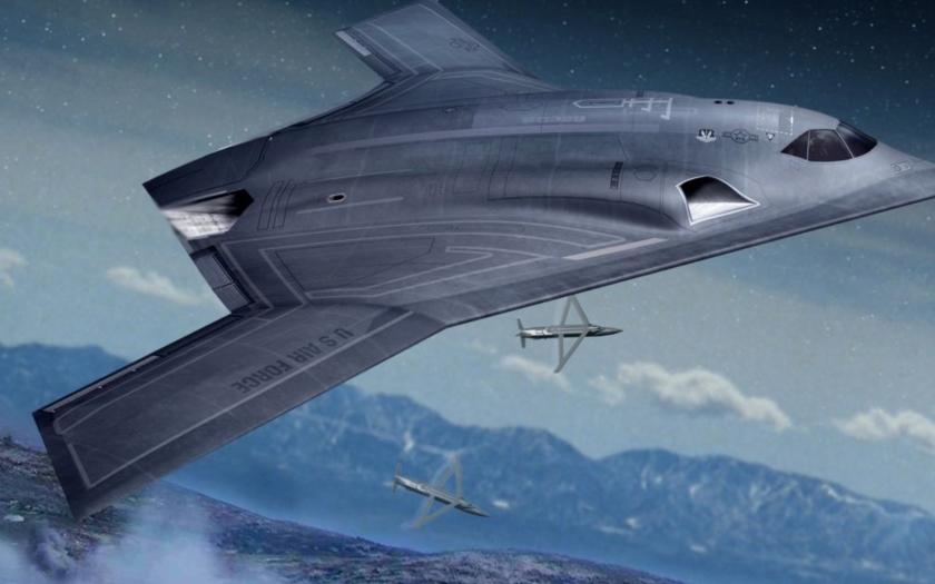 USAF očekává rozhodnutí o novém bombardéru LRS-B do několika měsíců