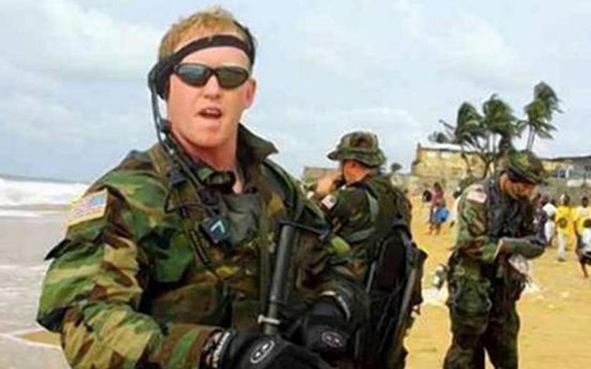 Muž, který zabil Usámu Bin Ládina, je na odstřel