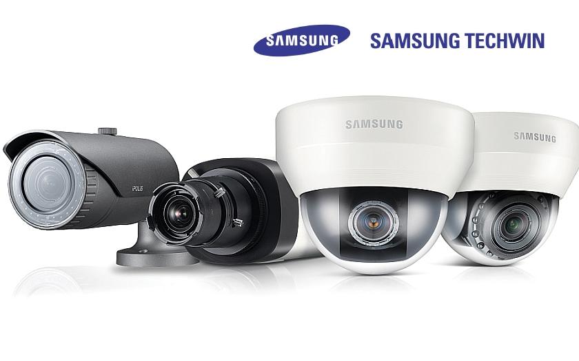 Kamery Samsung WiseNetIII budou již předem vybaveny aplikacemi