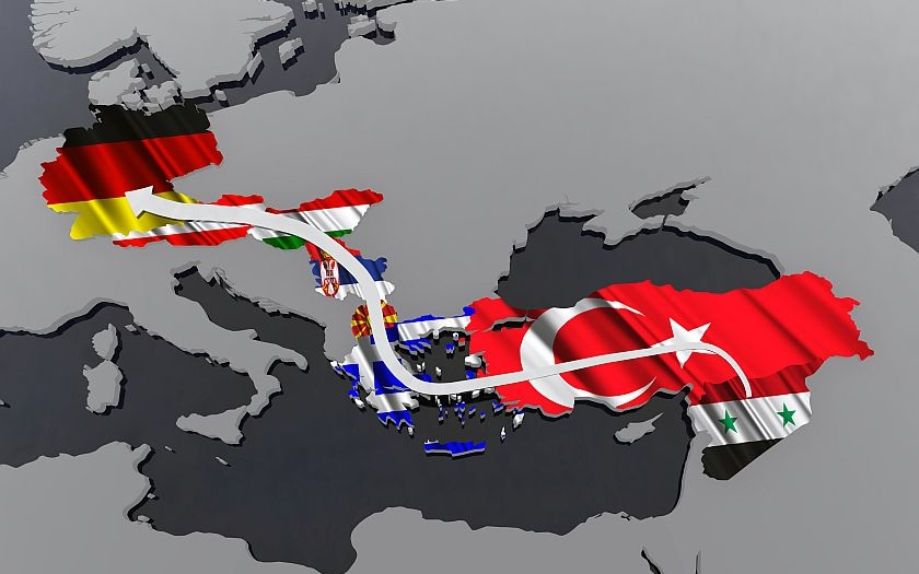 Za uprchlickou krizi v Evropě prý může syrský prezident Asad. A bude hůř...kvůli Rusku