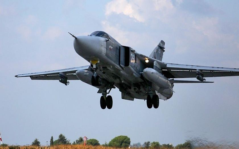 Letectvo Ruska a USA nacvičovalo součinnost nad Sýrií. &quote;Jen tři minuty&quote; tvrdí Pentagon