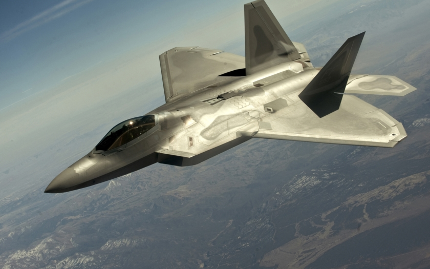 Video: Show F-22 Raptor na Fame Air Show