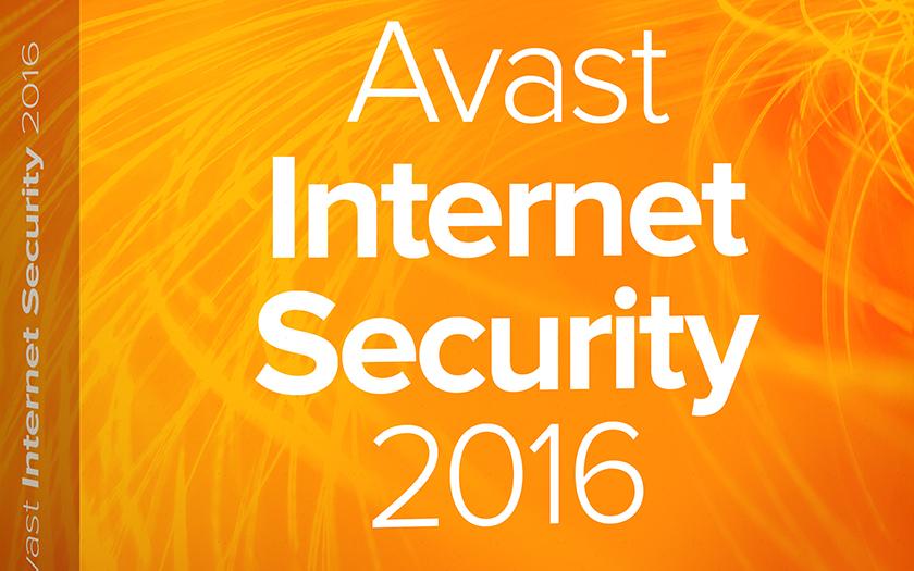 Avast 2016 ochrání vaše soukromí