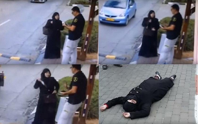 Palestinci zaútočili proti Izraelcům osobním autem i nožem
