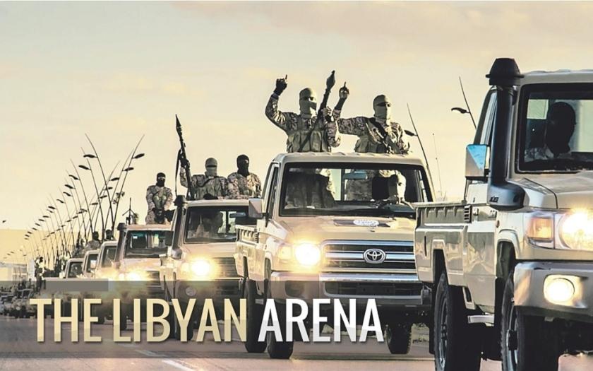 Americký generál: Počet ISIS bojovníků v Libyi se zdvojnásobil