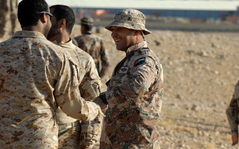 Jordánský policista zastřelil americké instruktory v tréninkovém středisku v Ammánu