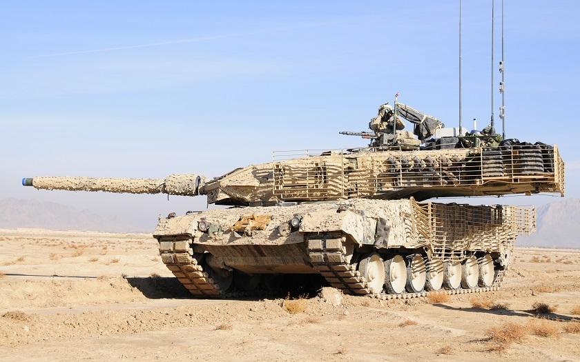 Omán se zajímá o německé tanky Leopard 2