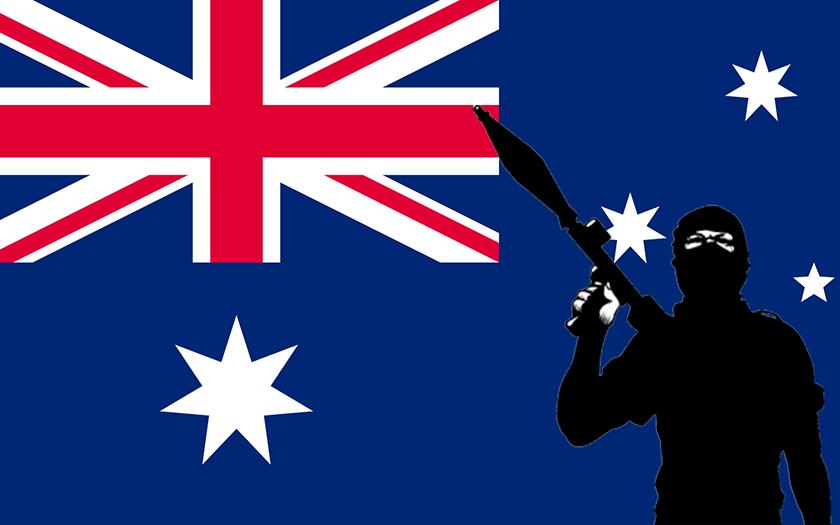 Austrálie nepřijme žádné nové uprchlíky. Jsou rizikem pro národní bezpečnost.