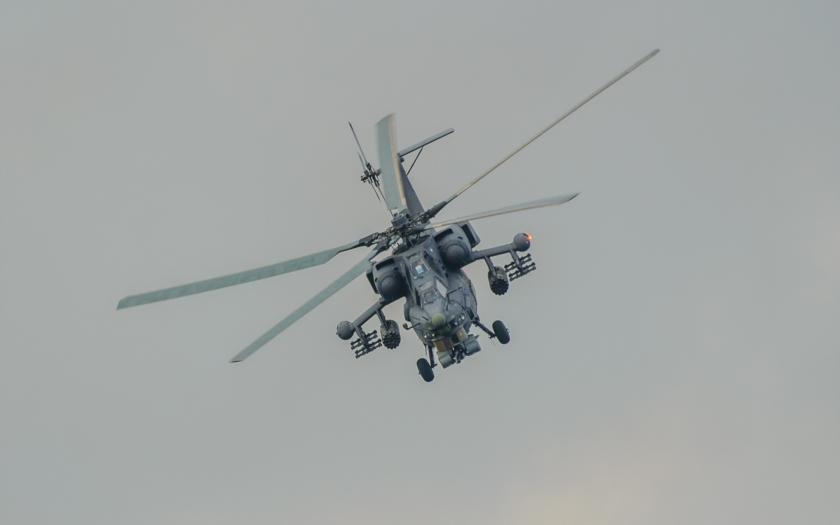 Video: ISIS útočí na ruský Mi-28 Havoc