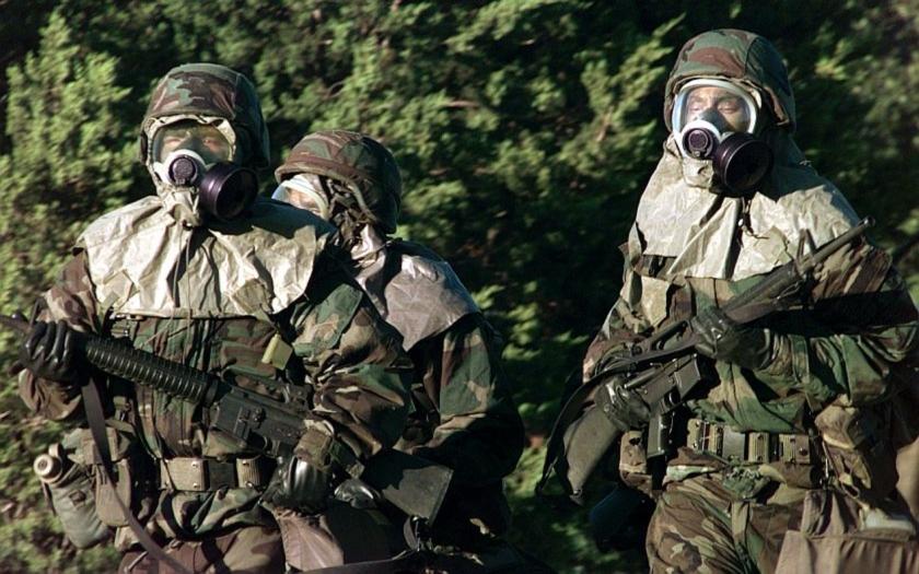Protivládní rebelové v Sýrii mají chemické zbraně a Západ to moc dobře ví, řekl ruský diplomat