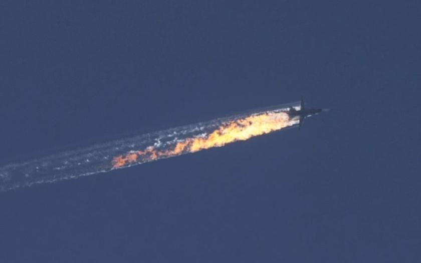 Audio: Varování turecké radarové stanice ruskému Su-24