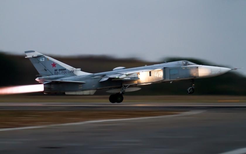 Turecké sestřelení ruského Su-24 byl zřejmě omyl.