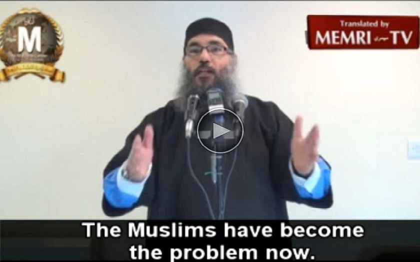 Londýnský imám požaduje odškodnění. &quote;Využili jste pařížského incidentu proti nám!&quote;