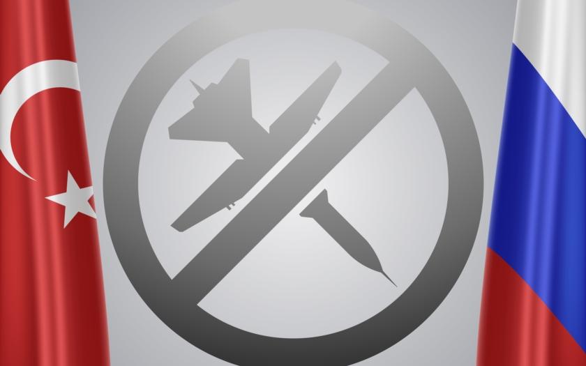 Turecký premiér v NATO: Sestřel ruského letadla byl obranný čin