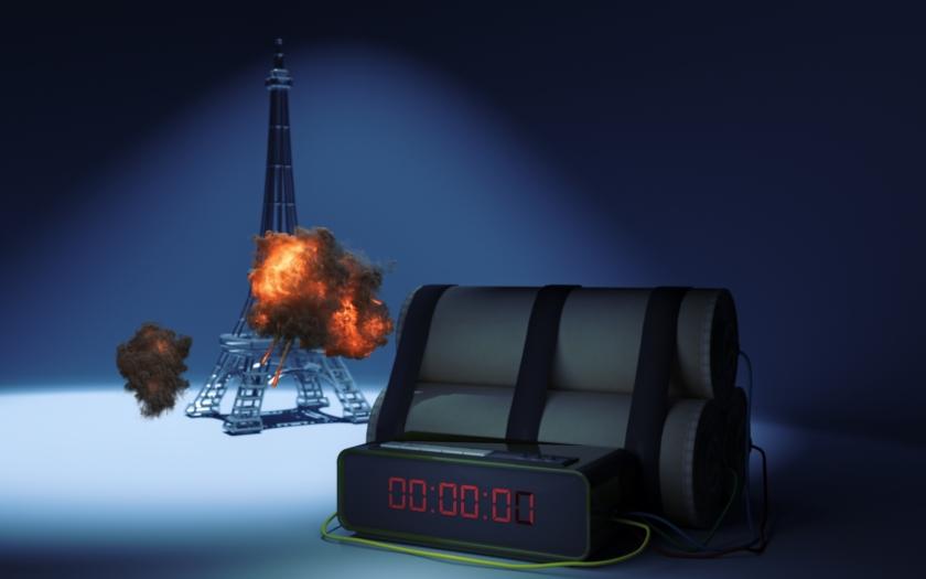 Největší teroristické útoky v Evropě od roku 2000