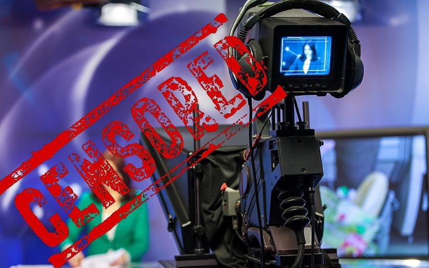 Nebohá Česká televize. Má určený úhel pohledu. Z Evropské unie.