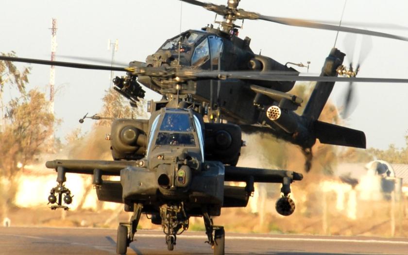 Polská armáda patrně nakoupí vrtulníky AH-64 Apache