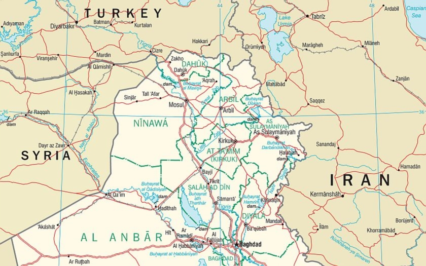 Irák: Vstup tureckých vojsk na naše území je nepřátelský čin