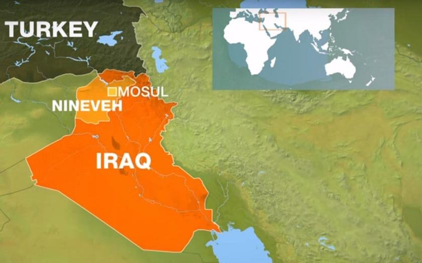Zaútočí irácká armáda proti tureckým vojákům?