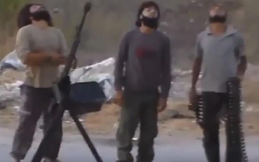 Video: Přímý zásah teroristického protiletadlového týmu