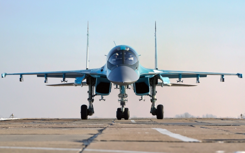 58 mrtvých po náletu ruského letadla na mešitu