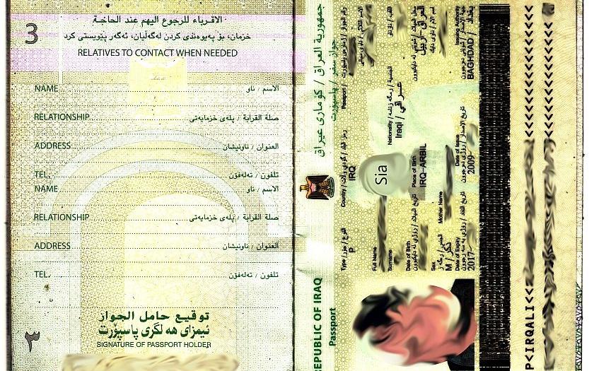 Agentura Frontex: Tisíce syrských a iráckých pasů je falešných