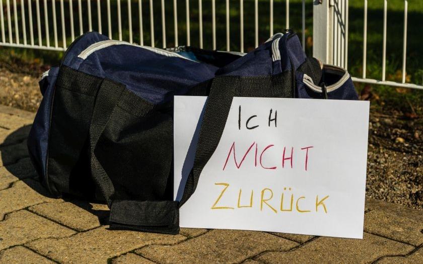 Německo zvýšilo počet deportovaných uprchlíků.