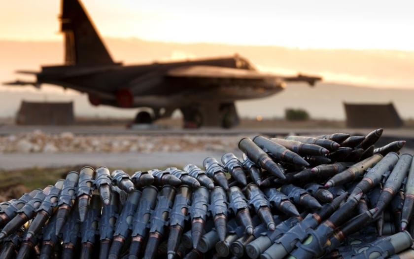 Video: Ruské a syrské letecké síly již operují společně