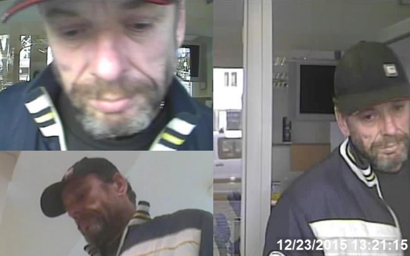 Ozbrojený lupič přepadl banku v pražských Vršovicích