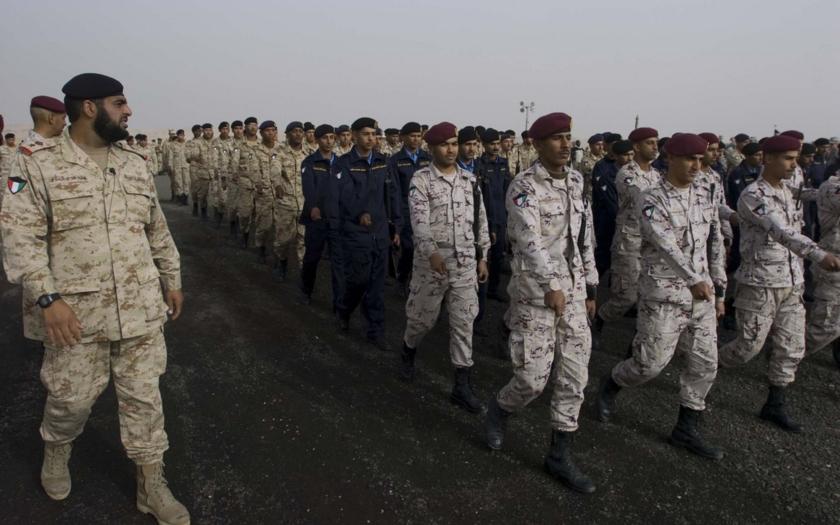Kuvajt vyšle pozemní vojsko do Jemenu