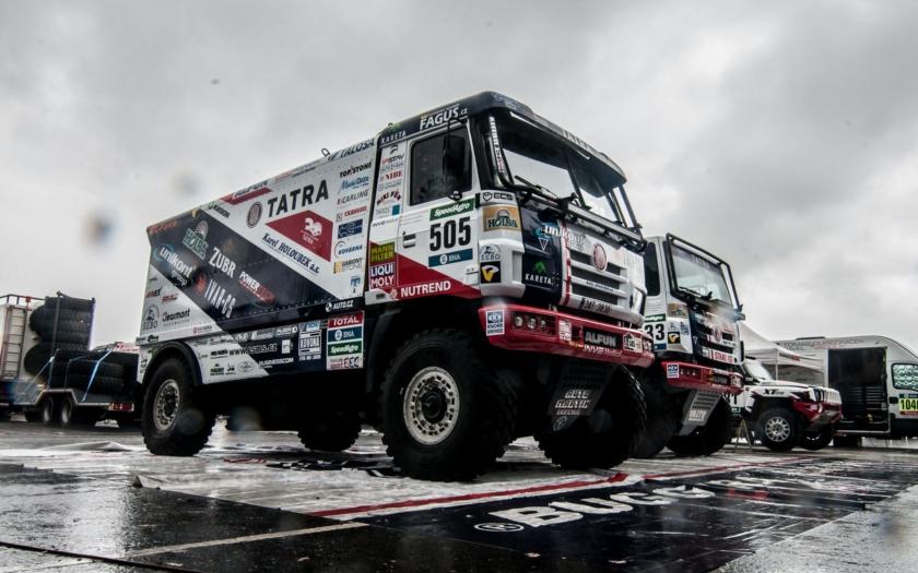 Tatra Buggyra Racing z Buenos Aires