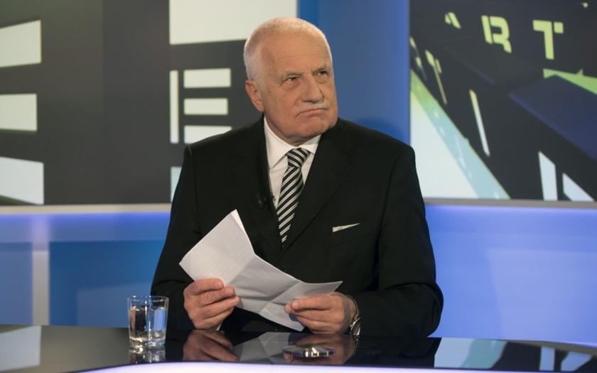 Exprezident Klaus: &quote;Skutečná migrační vlna Evropu teprve čeká. Češi zatím málo protestují.&quote;