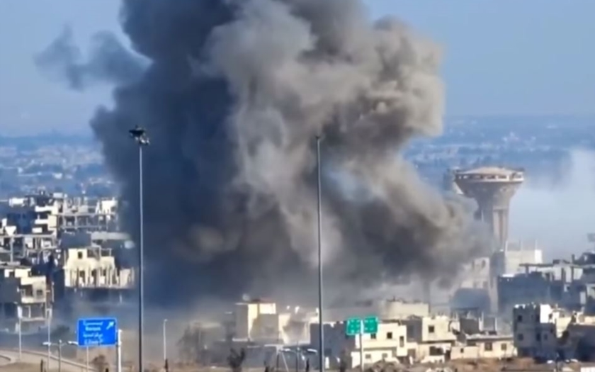 Rusko: USA komplikují boje v Sýrii změnou taktiky v Iráku