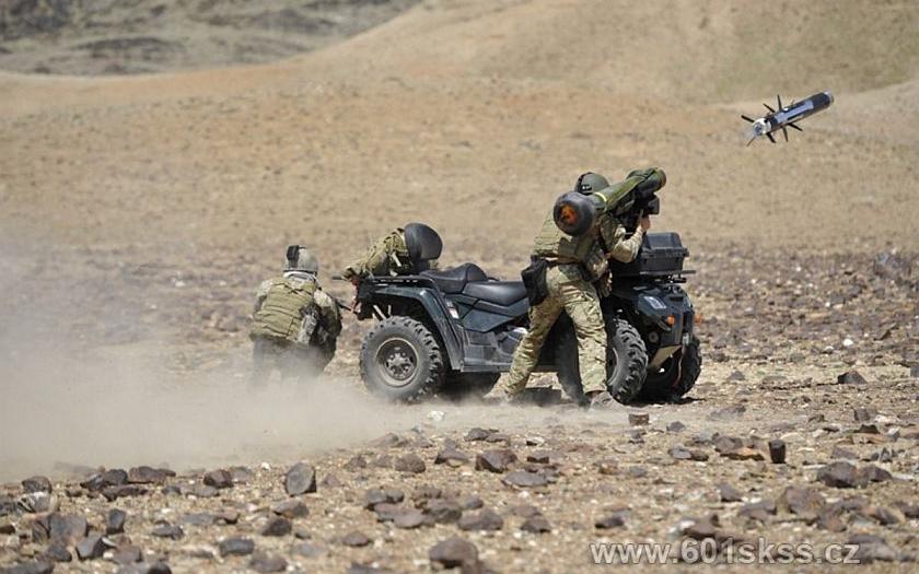 Speciální síly české armády budou nasazeny v Mali. I proti islámským radikálům