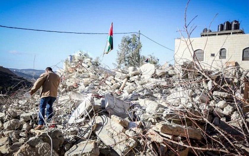 Izrael tvrdě zakročuje proti teroristům a likviduje jejich domy