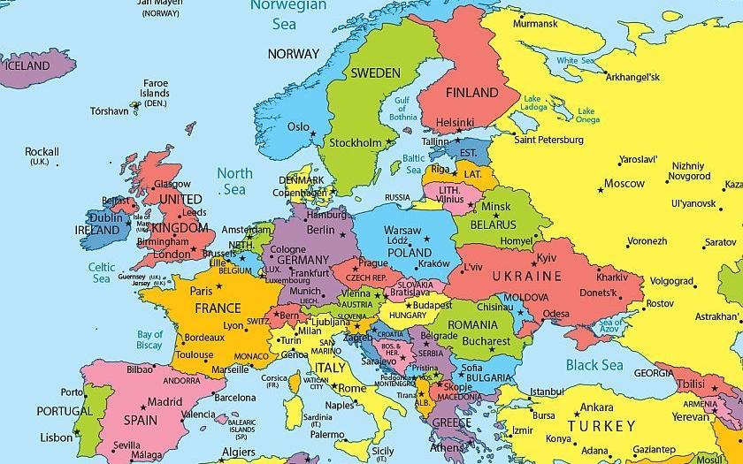 Nastal začátek konce staré dobré Evropy.