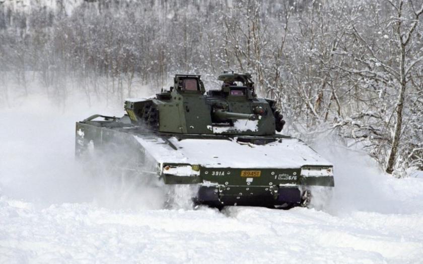 BAE Systems odstoupila z programu nových bojových vozidel pěchoty pro americkou armádu