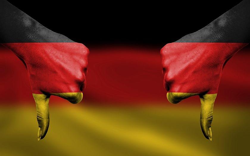 Německo není schopné zajistit svobodu a bezpečnost svých občanů?
