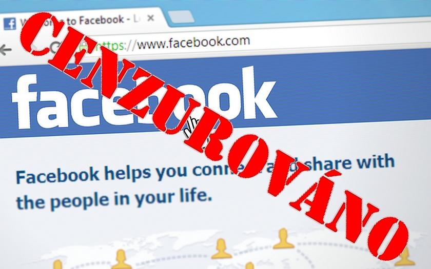 Facebook údajně blokuje zprávy šířené skupinami vystupujícími proti imigraci