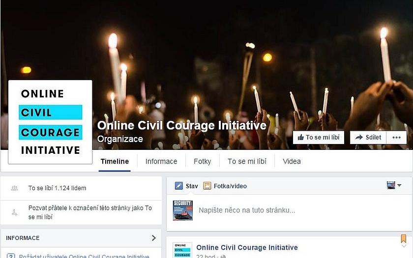 &quote;Facebook není místo pro šíření nenávistných projevů&quote;