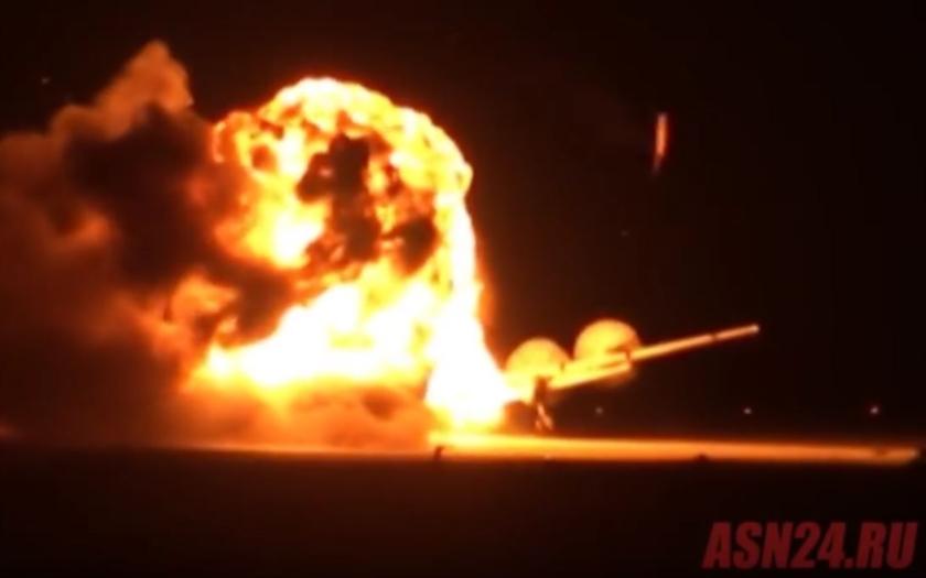 Video: Zkáza ruského Tu-95