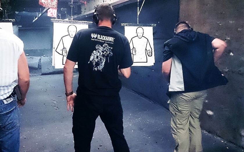 Na vlastní kůži jsme vyzkoušeli kurz obranné střelby.